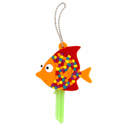 Key cover - Ani-cover Tropical Fish