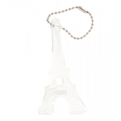Flashy - Reflective keyring Eiffel Tower
