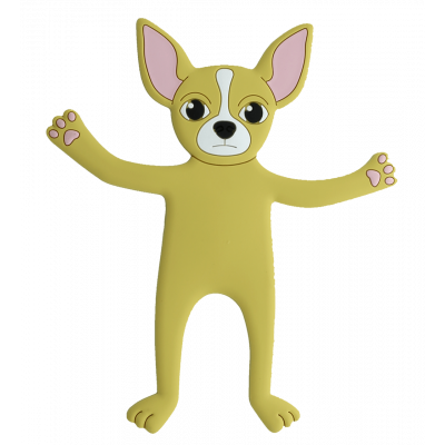 Crochet magnétique - Ani-hook Chihuahua