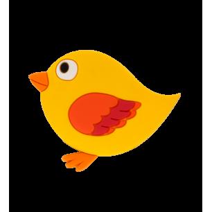Aimant - Funky Animals Oiseau