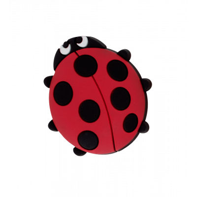 Aimant - Funky Animals Coccinelle
