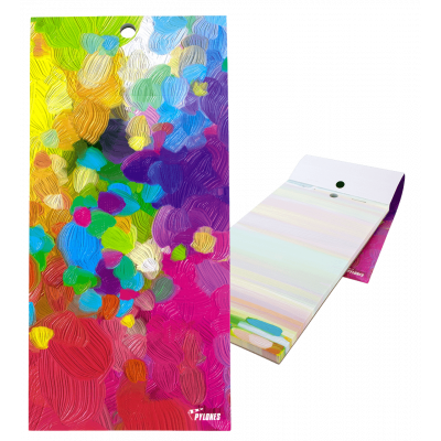 Magnetic memo block - Notebook Formalist Palette