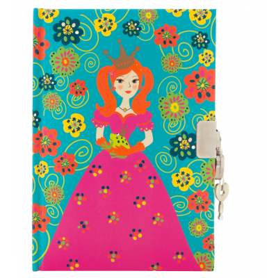 Carnet secret - My secret notes Princesse