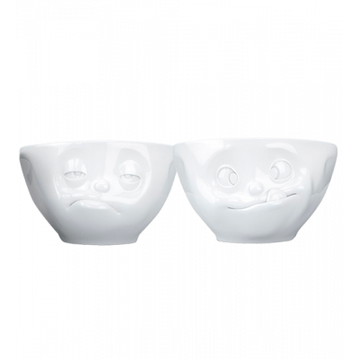 Set of 2 bowls - Emotion Set Gourmand - Dodo