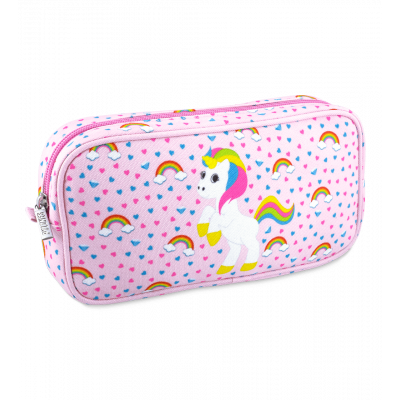 Rectangular pencil case - Planete Ecole Licorne