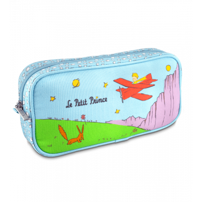 Rectangular pencil case - Planete Ecole The Little Prince
