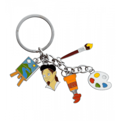 Keyring - Charms 2 Palette'