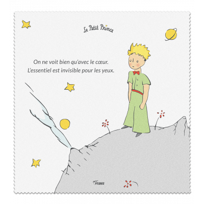 Microfibre cloth for glasses - Belle Vue The Little Prince