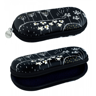 Hard glasses case - Voyage Black Board
