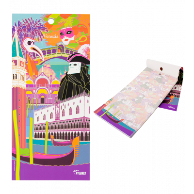 Magnetic memo block - Notebook Formalist Venice