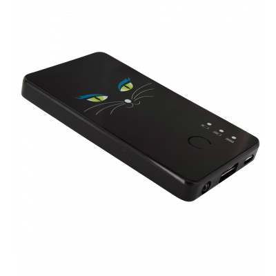 Batterie nomade - Get The Power 2800mAh Black Cat