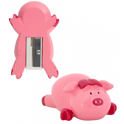 Pencil Sharpener - Zoome sharpener Pig