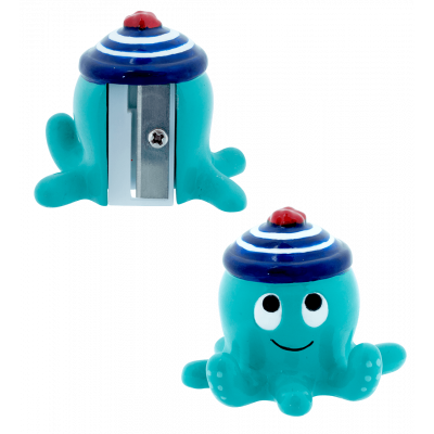 Taille crayon - Zoome sharpener Octopus