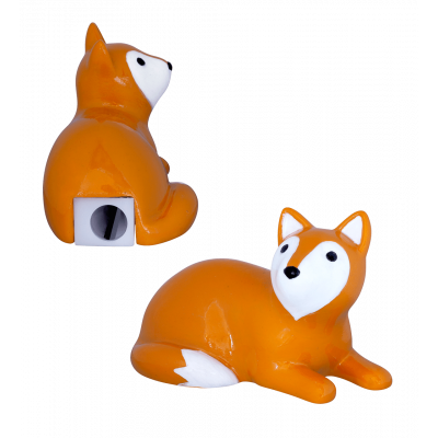Pencil Sharpener - Zoome sharpener Fox