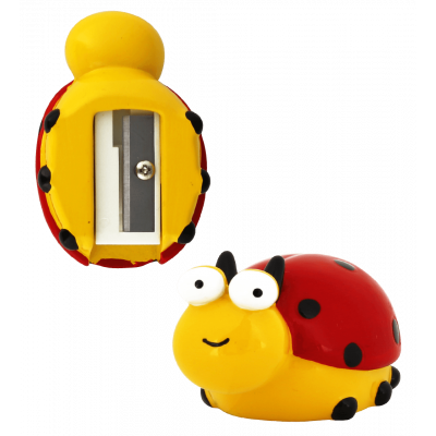 Pencil Sharpener - Zoome sharpener Ladybird