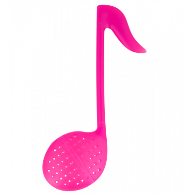 Tea infuser - Music T Pink