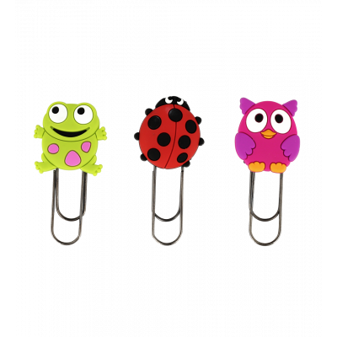 Small bookmark - Bookmark Garden Trio