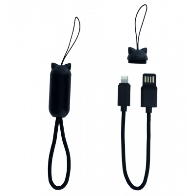 iPhone Cable  - Mini Connectech Black