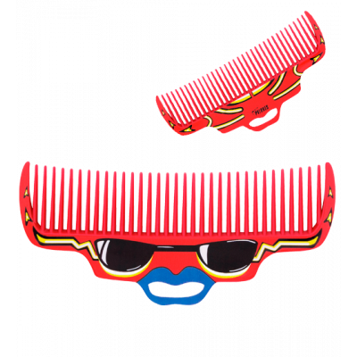 Guy - Comb Red