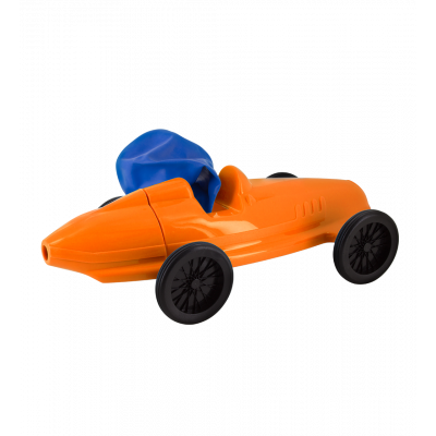 Voiture Ballon - Speedy Orange
