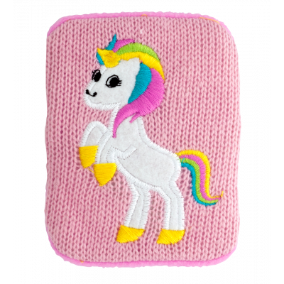 Hand warmer - Warmly Licorne Rose
