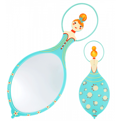 Mirror - Glam Glam Blue