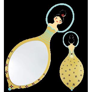 Glam Glam - Mirror Gold