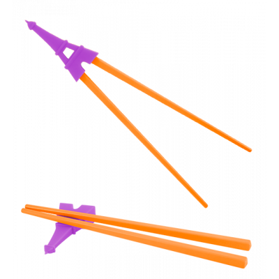 Purple / Orange