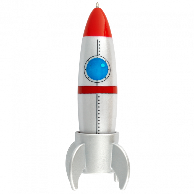 Pen - Rocket Pen Astronaute - Pylones