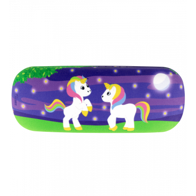 Hard glasses case - Beau Regard Licorne