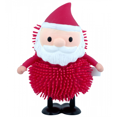 Wind up figurine - Jumpy Santa Claus