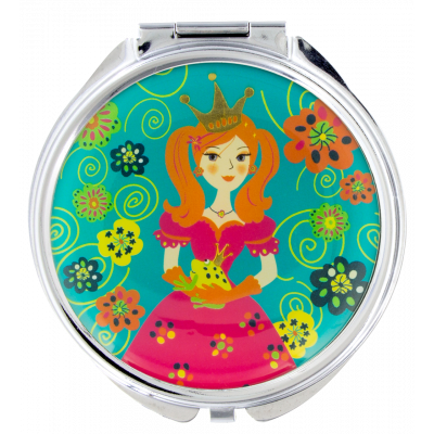 Pocket mirror - Lady Look Princesse