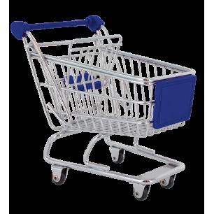 Chariot Mini - Svuotatasche Blu