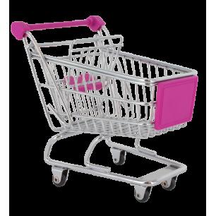 Chariot Mini - Svuotatasche Rosa