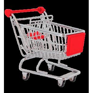Chariot Mini - Svuotatasche Rosso
