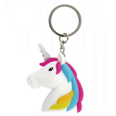 LED keyring - Keyled Unicorn