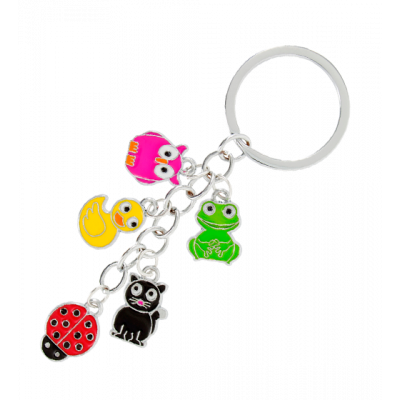 Charms - Keyring Animals