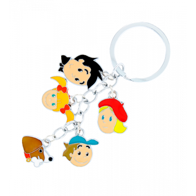 Charms - Keyring Family