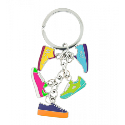Keyring - Charms 2 Basket
