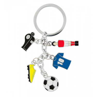 Charms 2 - Keyring Football