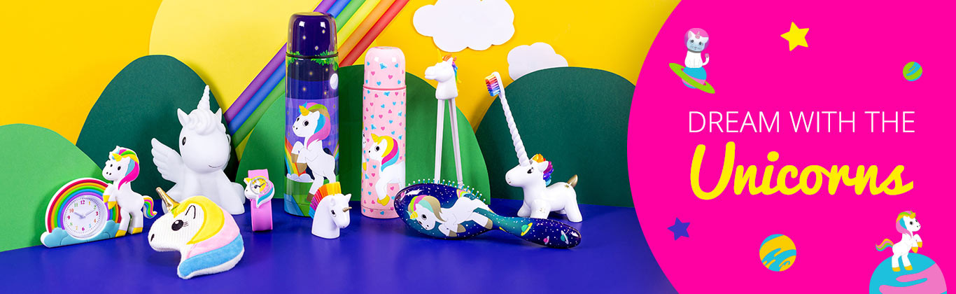 La collection Licorne s'agrandit