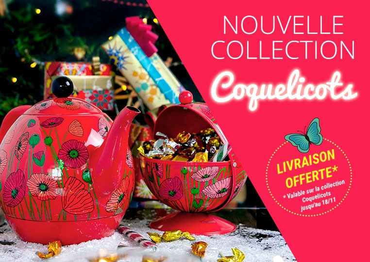 Collection Coquelicots