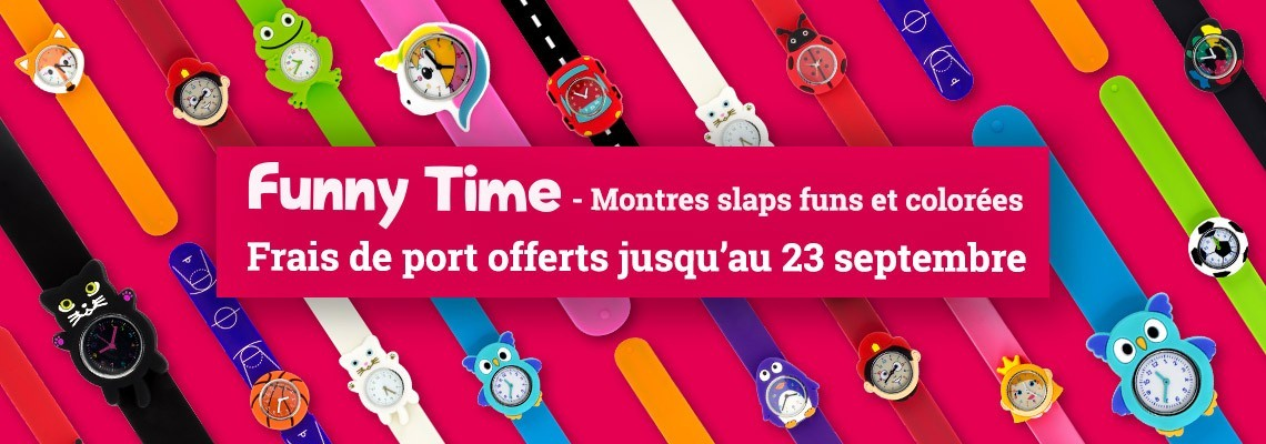 Montre Funny Time